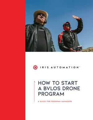 Drone Program White Paper Cover
